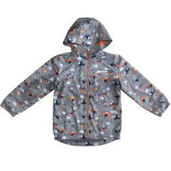Crianças Jaqueta Softshell Piscina cubra o tipo de vestuário