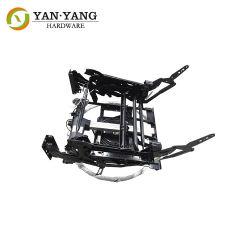 Accessoires de meubles en métal de base de fauteuil inclinable pivotant Mécanisme pour un canapé