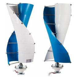 Molino Aerogenerador Maglev Vawt Vertical generador eólico de bajo nivel de ruido inferior a 40 dB de patio de la decoración combina el sistema solar