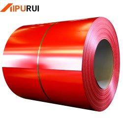 Пвдф/PE Prepainted цвет покрытием и покрытием из алюминия и алюминиевых катушки для алюминиевых композитных панелей