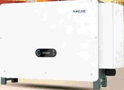 Softar 136ktl-HV 432VAC ثلاث مراحل من ثماني إلى اثنا عشر نقطة Pure محول سلسلة ربط شبكة شمسية ذكية ذات طاقة عالية لموجة جيبية 136كيلو واط