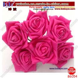 Commercio all'ingrosso schiuma artificiale fiore fiori artificiali Fiori decorazione domestica di nozze fiore (B6054B)
