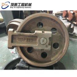 販売法の中国の掘削機は下部構造の部品トラックアイドラーを分ける