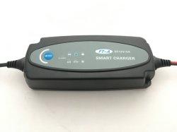 12V充電器のLead-Acid 3匹のステップスマートな自動充電器