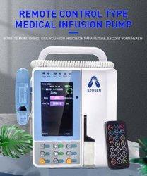 Tragbare Intensivstation Krankenwagen 4,3 Zoll mit Fernbedienung Infusionspumpe