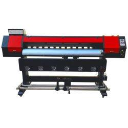 1,6 m 5 FT XP600 Dx6 DX11 Head Digital Inkjet Eco Solvent Printer