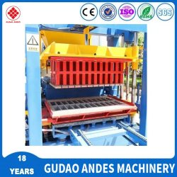 Fabrik Preis Qt4-15 Vollautomatische Hydraulische Beton Hollow Fertiger Verriegelung Ziegelstein Block, Der Maschine Herstellt