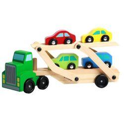 2020 [وهولسل سل] [دووبل-لر] تحميل نقل سيارة أطفال يحمل سيارة أطفال تربويّ خشبيّ لعبة سيارة