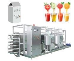 200L de leche Pasterization Pasteurizer Máquina Máquina de equipos de pasteurización