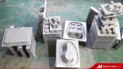 Пластик ABS / алюминиевый поддон для яиц пресс-формы для мякоти машины литьевого формования