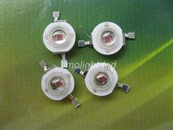 Светодиоды высокой мощности 3 Вт светодиод расти красного 660 нм, 650 нм