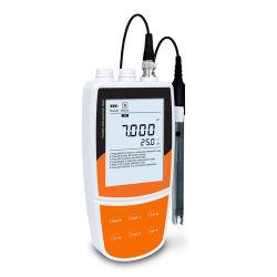 Medidor de conductividad y pH portátil