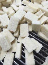 L'ail congelé purée IQF, l'ail Cube, bloc d'ail, la fabrication et les légumes congelés Aliments surgelés en usine