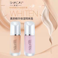 Gesichts-Basis der Damen befeuchten, Poren verstecken, Rauheit verbessern und Lotion Vor-Verfassung der Haut erhellen haben Aktien