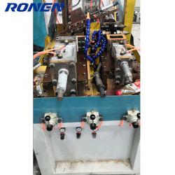 عالية الكفاءة 200 كيلووات، أنابيب ذات عجلات مصنوعة من الفولاذ المقاوم للصدأ ذات عروق عالية آلة لحام التردد