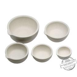 卸し売りフルーツまたはHerbesの粉砕の磁器の乳鉢および乳棒