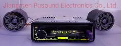 Transmissor de áudio MP3 com USB/SD/FM/Controle Remoto