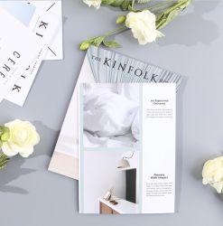 Zeitschriften-Drucken-Unternehmens-Farben-Seiten-Kleidungs-Zeitschriften-kundenspezifischer Form-Werbebuch-Zoll A4