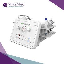4 en 1 Hydra oxígeno Facial Microdermoabrasión rejuvenecimiento de la piel acné de la máquina de extracción