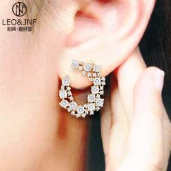 Novo design mais recentes Acessórios de Moda Fashion Dom belas jóias brincos de comércio por grosso