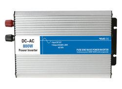 800W Inversor de onda senoidal pura 12V DC para 220V AC para a indústria do Conversor de Alimentação UPS de computador