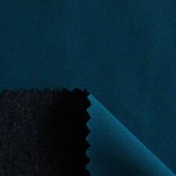 Le spandex tissé de polyester étanche avec plaine stratifié TPU 5K/3K collées avec tissu jersey pour la veste d'hiver/Outdoor enduire