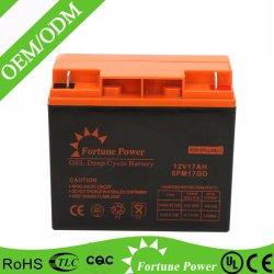 maintenance gratuite 17AH 18ah 12 volts batterie rechargeable