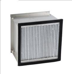 Filtro HEPA filtro ULPA in fibra di carbonio attivo cotone con pannello a clapboard Filtro dell'aria industriale