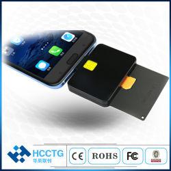 마이크로 USB PC 링크 Sdk (DCR32)를 가진 소형 이동 전화 스마트 카드 독자