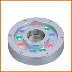 高い発電IP68 9*3W LEDの噴水ライト(ICON-C008)