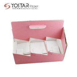 Одноразовые гофрированной бумаги держатель для ручки чашки кофе молока для приготовления чая и наружное кольцо подшипника