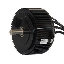 Hoge van de de grootte5KW 5000W Elektrische Motorfiets van de Torsie Snelle t/min ultra Compacte van de de motoromzetting de uitrustings brushless gelijkstroom MEDIO motor met Ce voor de elektrische kar van het motorgolf