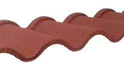 段ボールめっきスチール屋根板色石コーティング金属タイル