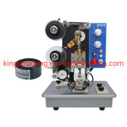 HP-241b máquina de impresión de la fecha de la cinta eléctrica Lote Fecha de caducidad de la máquina de codificación de la cinta