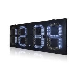 شاشة LED الخارجية سعر الغاز اللافتات محطة الغاز الرقمية