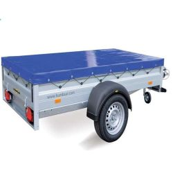 De waterdichte Op zwaar werk berekende VinylDekking van de Caravan van de Dekking van de Aanhangwagen van het Nut van de Vrachtwagen Tarp