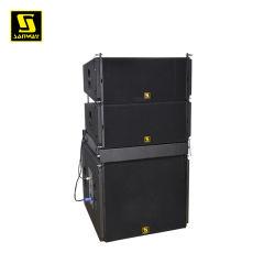 VERA36 und S33 Dual 10 Zoll Dreiwege-Line-Array Top-Lautsprecher und 15+18 Zoll Audio-Subwoofer Line Array System