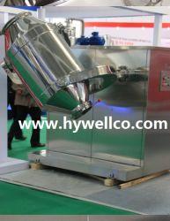 Macchina di mescolamento mescolantesi di /Mixer /Blender della polvere asciutta di dimensione di alta efficienza tre per fabbrica di /Chemical medicina/dell'alimento