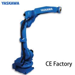 Hot Selling Yasakawa Gp25 charge utile 25 kg robot d'assemblage 6 axes et Portée horizontale 1730mm robot de soudage humanoïde