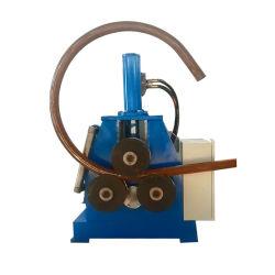 Perfil de Venta caliente Bender de la placa de 3 rollos sección hidráulica máquina de doblado