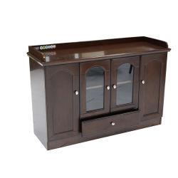 Fach-antiker Büro-festes Holz-Tee-Tisch-Schrank der Büro-Möbel-2