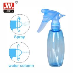 水またはアルコール手のSanitizerのゲルのためのプラスチックマルチ機能ディスペンサーのスプレーヤーのびん