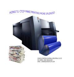 Het Blootstellen van de Drukplaat van de Plaat van Ctcp van de Druk van de compensatie De Snelle Machines van de Druk van Platen Ctcp Positieve Ctcp Gebruikte