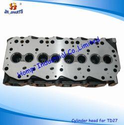 Maschinenteil-Zylinderkopf für Nissans Td27/Td27t 11039-43G03 Td25/Td42/Tb42/Tb45/Zd30/Qd32
