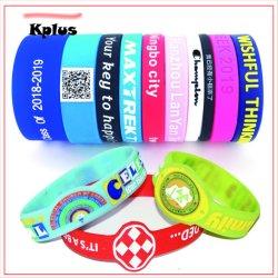Zoll Sports Unisexgummisilikonwristbands-Armband-Armband-Stulpe-Bänder