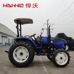Maquinaria agrícola nueva 70CV Hanwo Cat II Tractores Farmall