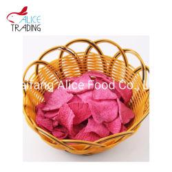 Meilleures ventes de copeaux de radis Red-Core Vf frit