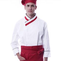 [وهولسلس] بيضاء مظهر مطبخ رئيس الطبّاخين بدلة