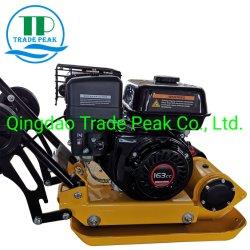6.5 HP-Benzin-Motor-Platten-Verdichtungsgerät mit Cer