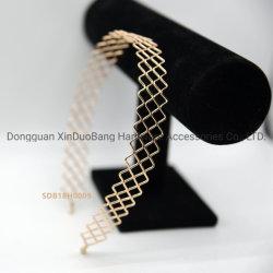 La moda la moda de la banda de cabello Simple populares accesorios para el pelo